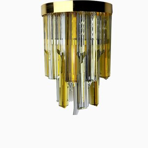 Two-Tone Sconce by Paolo Venini, Italy, 1970s