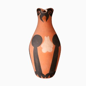 Yan Pitcher by Pablo Picasso for Madoura Pottery, 1952