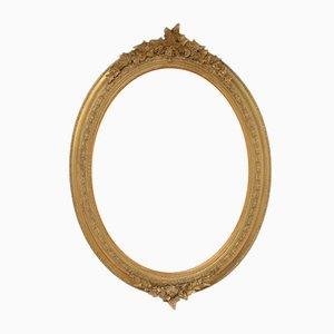 Late Victorian Gilt Wall Mirror