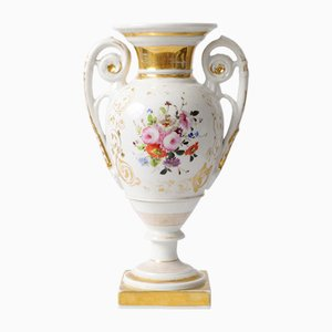Antique Empire Style Paris Porcelain Vase