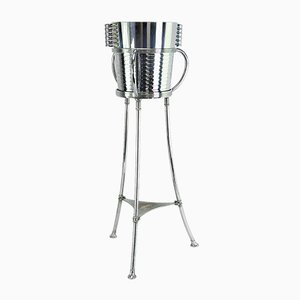 Art Deco Ice Bucket by Luc Lanel for Christofle
