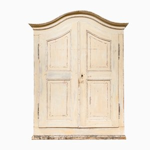 Large 18th Century Cabinet in Fir