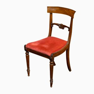 William IV Rosewood Chairs, Set of 3