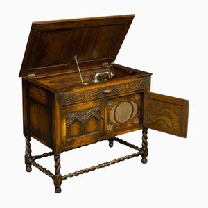 Wind-Up Gramophone, Early 20th Century