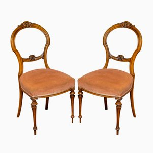 Victorian Chairs, Set of 2