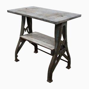 Victorian Workshop Table
