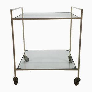 Mid-Century Dutch Serving Trolley by Campo and Graffi for Artimeta, 1950s