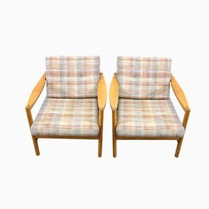 German Mid-Century Armchairs from Knoll, 1960s, Set of 2