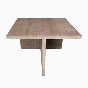 Oak Coffee Table by Suzanne Guiguichon
