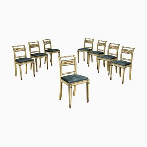 Chairs, Set of 8