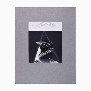Carlo Scarpa, Into the Space, Original Artwork, 1975
