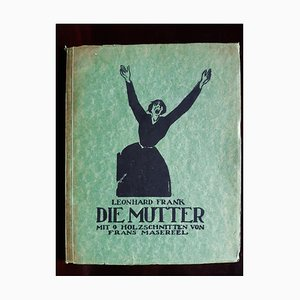 Die Mutter, Book Illustrated by Frans Masereel, 1919