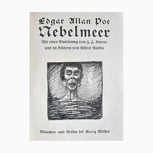 Nebelmeer, Illustrated by Alfred Leopold Isidor Kubin, 1905