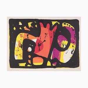 Alan Davie, Zurich Improvisations, 1965