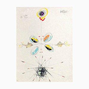 L'âge du verseau, Mutation by Jean Cocteau