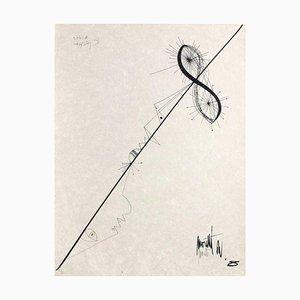 L'âge du verseau, L'ellipse by Jean Cocteau