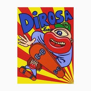 Di Rosa Classic, Skate by Hervé Di Rosa