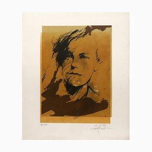 Ernest Pignon-Ernest, Rimbaud, 1986