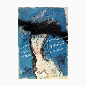 Zwy Milshtein, Le rêve d'une sainte femme, 1987