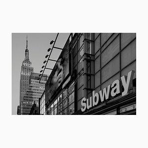 Martin Kállay, Subway Face, 2018