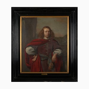 17th Century Baroque Portrait by Nicolaes Maes