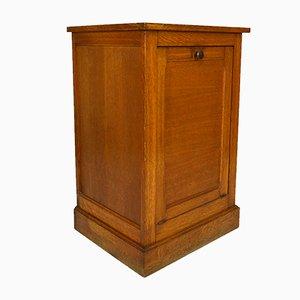 French Oak Storage Cabinet, 1930