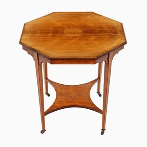 19th Century Rosewood Octagonal Centre or Side Table