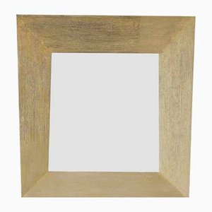 Distressed Gold Overmantle or Wall Mirror by Keith Vaughan, Mid-20th Century