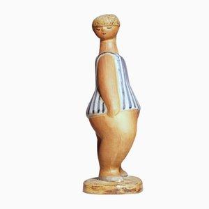 Dora Sculpture by Lisa Larson from Gustavsberg, 1950s