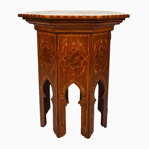 Moroccan Side Table, 1900s