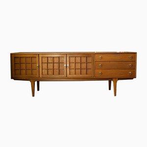 Mid-Century Vintage Teak Sideboard from Herbert Gibbs
