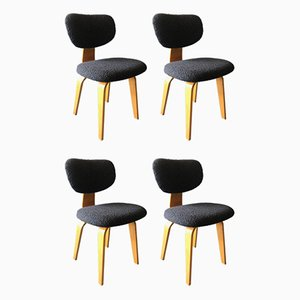 Dining Chairs by Markus Friedrich Staab, Set of 4
