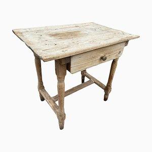 Antique Fir Table, 1900s