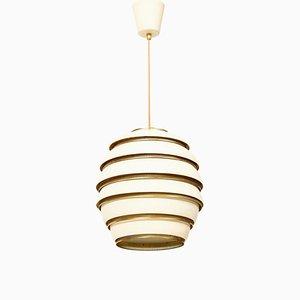 Beehive Model No. A332 Lamp by Alvar Aalto for Valaistustyö, Finland