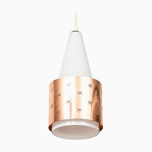 Model K2-12 Ceiling Lamp by Paavo Tynell for Idman, Finland