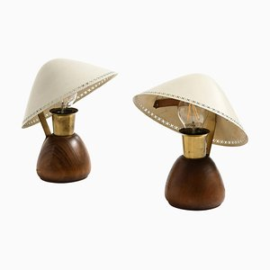 Table Lamps from Asea in Sweden, Set of 2