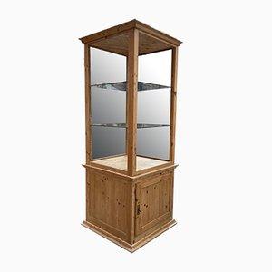 Fir Store Cabinet