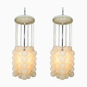 Chandeliers from Napako, 1970s, Set of 2