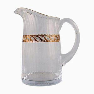 Jug in Mouth-Blown Art Glass from Nason & Moretti, 1930s