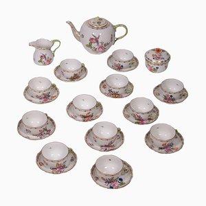 White Porcelain Service Set