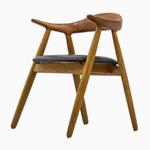Cow Horn Chair by Svend Åge Madsen