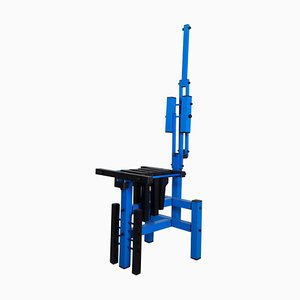 Blue Lego Chair