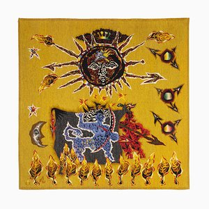 Tapestry by Jean Lurcat for Suzanne Goubely Gatien