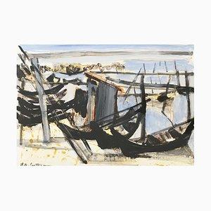 Maurice-Élie Sarthou, Le Port, 1977