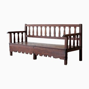 Pyrenees Pitch Pine Bench