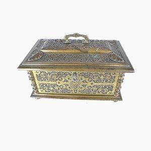 Napoleon III Bronze Box