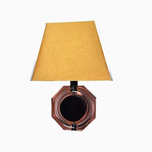 Hollywood Regency Falcon de Parfum Lamp, Italy, 1970s