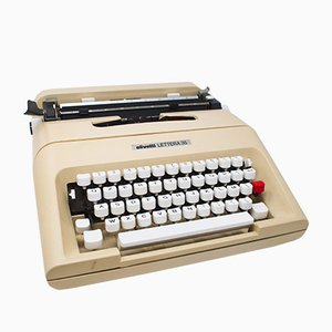 Model 35 Typewriter by Mario Bellini for Olivetti, 1970s