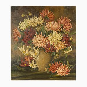 Magical Bouquet of Flowers by Heinrich Koslowsky-Griese