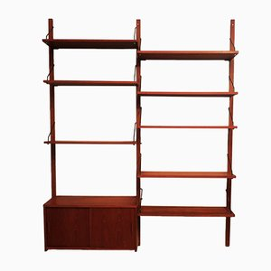 Teak Shelving System by Poul Cadovius, 1960s